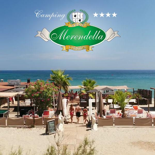 Camping Merendella en Corse